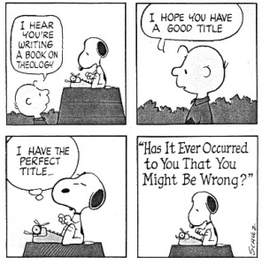 Source: Peanuts|Schultz